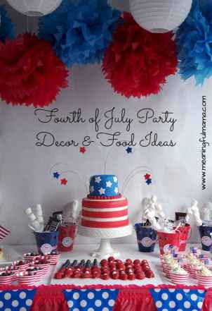 80 DIY America Independence Day Decor Ideas And Design (57)
