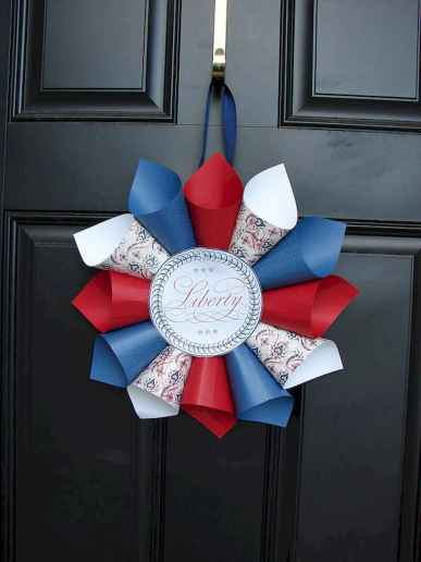 80 DIY America Independence Day Decor Ideas And Design (71)