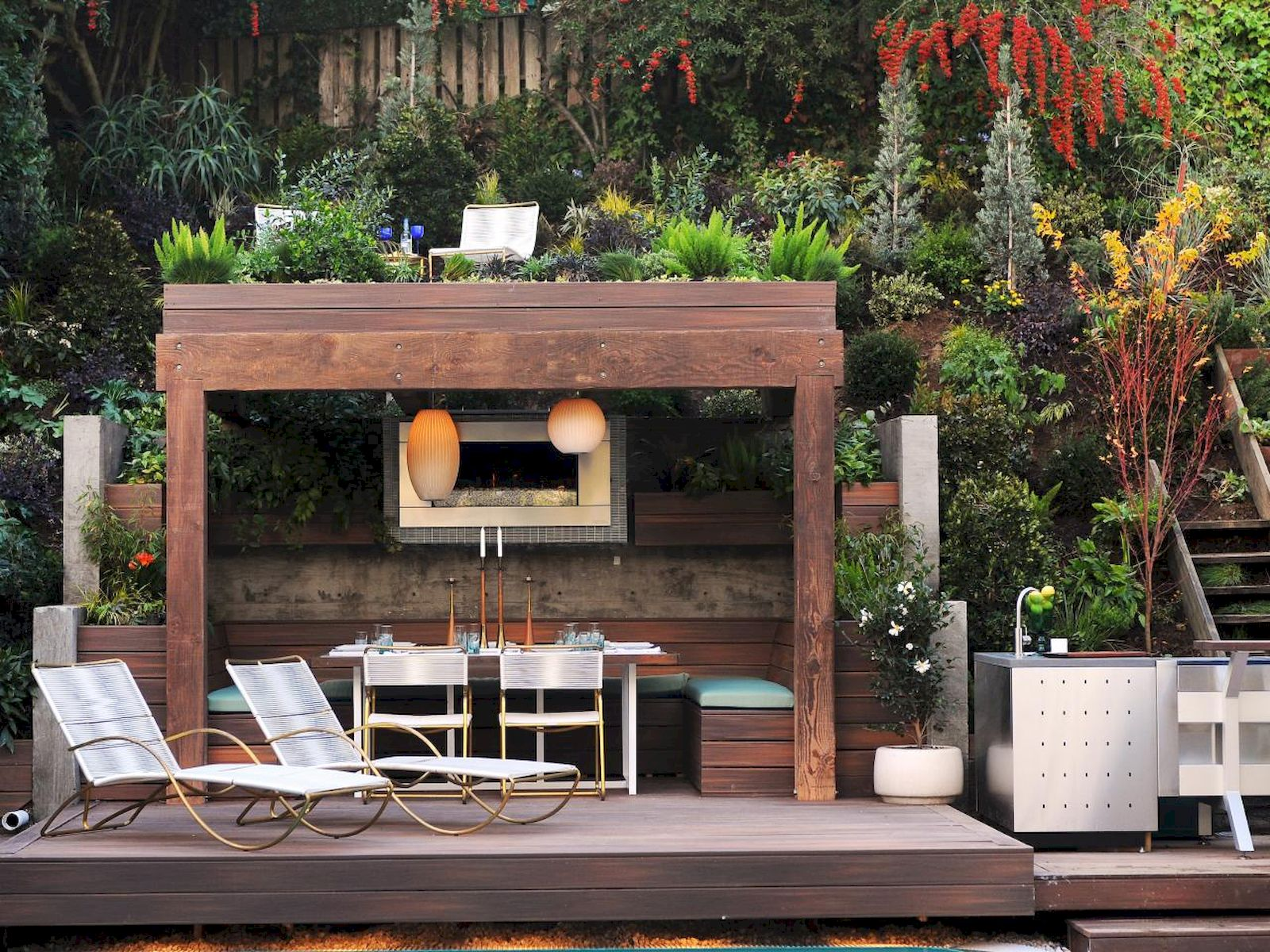 80 DIY Summery Backyard Projects Ideas Make Your Summer Awesome (1)