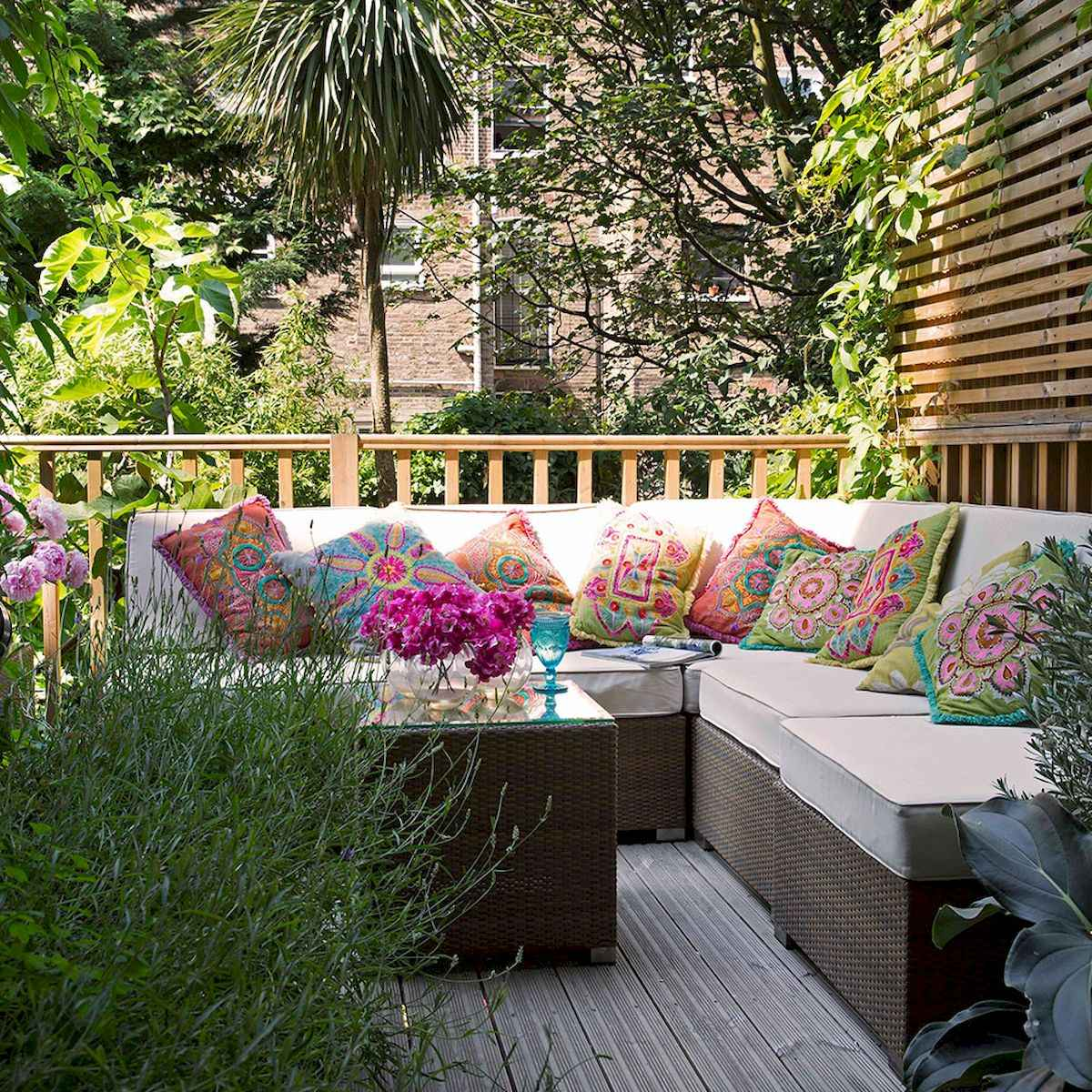 80 DIY Summery Backyard Projects Ideas Make Your Summer Awesome (16)