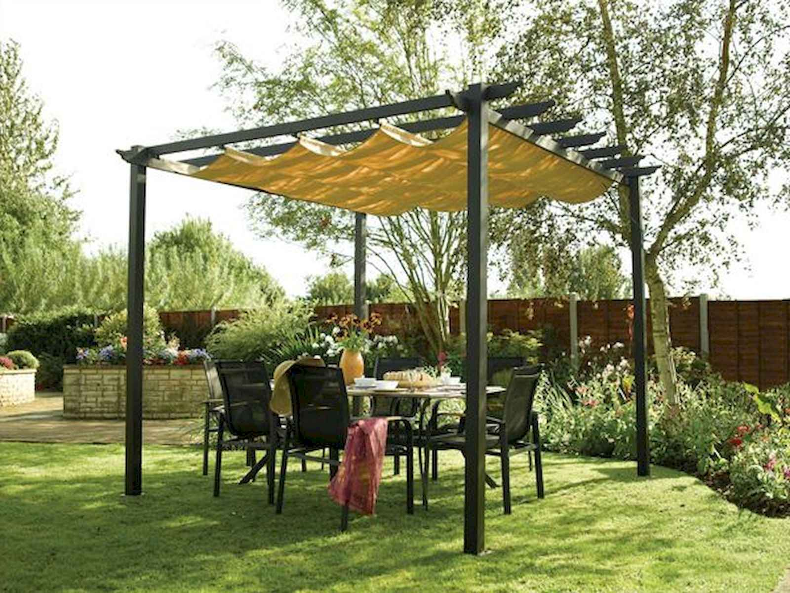 80 DIY Summery Backyard Projects Ideas Make Your Summer Awesome (2)