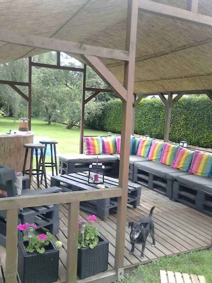 80 DIY Summery Backyard Projects Ideas Make Your Summer Awesome (40)