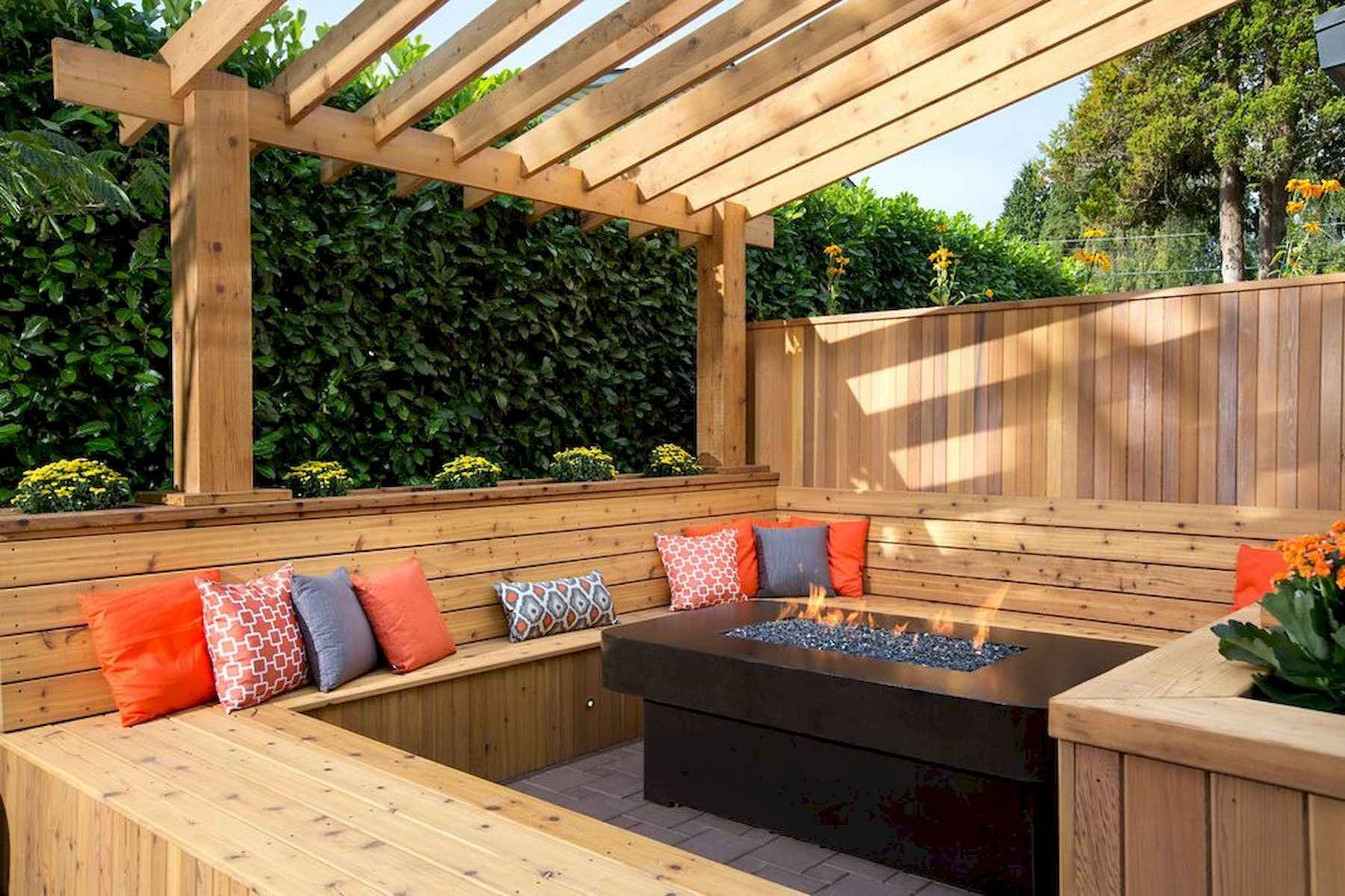 80 DIY Summery Backyard Projects Ideas Make Your Summer Awesome (53)