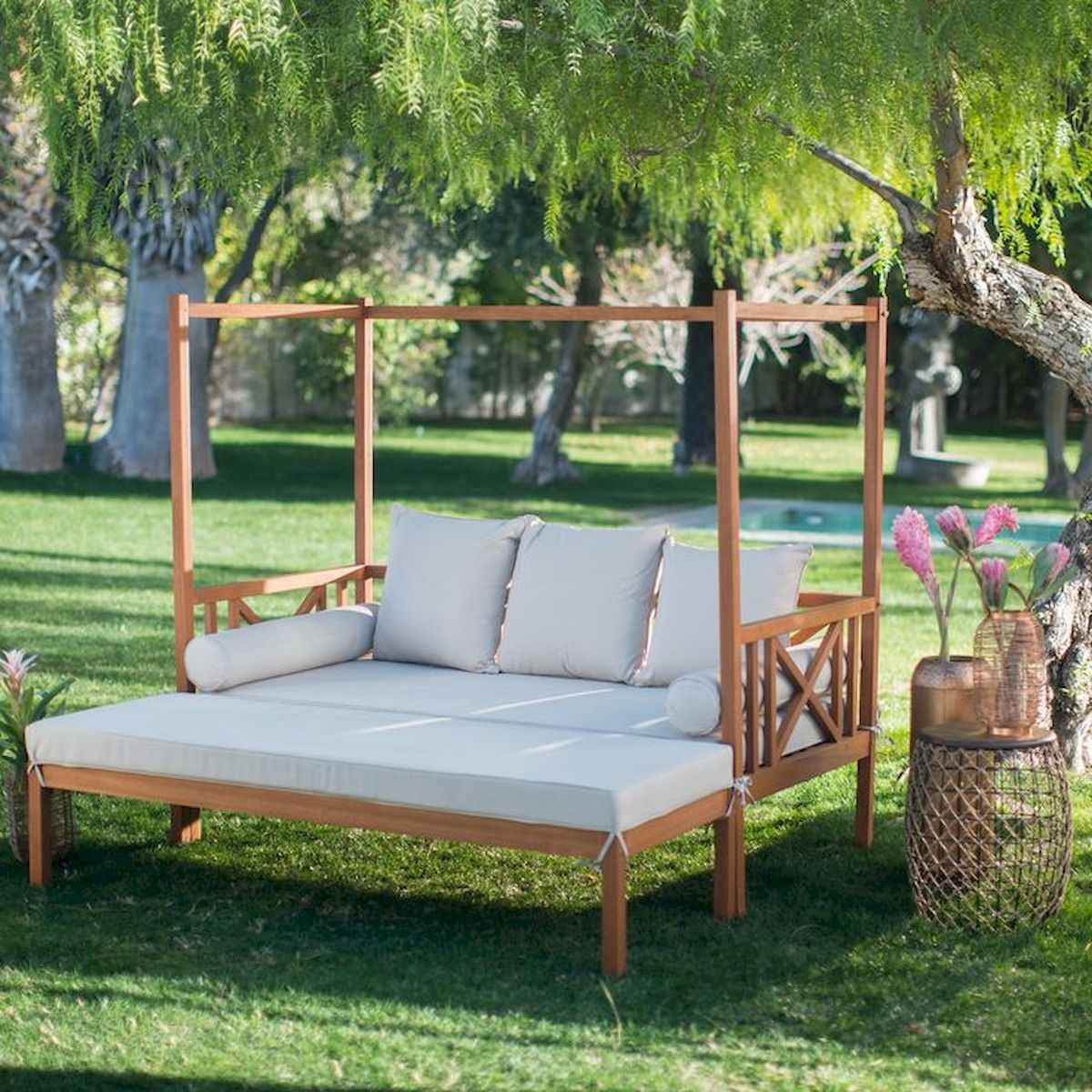 80 DIY Summery Backyard Projects Ideas Make Your Summer Awesome (54)
