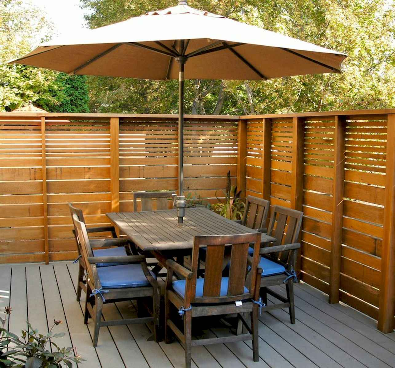 80 DIY Summery Backyard Projects Ideas Make Your Summer Awesome (60)