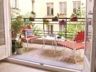 80 Small Apartment Balcony Decor Ideas And Makeover (21)