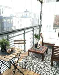 80 Small Apartment Balcony Decor Ideas And Makeover (63)