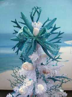 40 Creative Coastal Christmas Decor Ideas And Makeover (13)