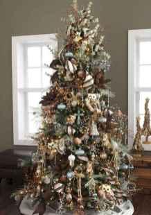 40 Creative Coastal Christmas Decor Ideas And Makeover (37)