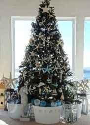 40 Creative Coastal Christmas Decor Ideas And Makeover (7)
