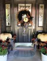 50 Creative Christmas Front Porch Decor Ideas And Design (19)