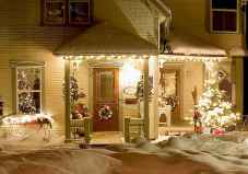 50 Creative Outdoor Christmas Decor Ideas And Makeover (25)