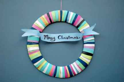 50 Creative and Easy DIY Christmas Decor Ideas And Design (21)