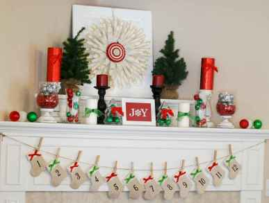 50 Creative and Easy DIY Christmas Decor Ideas And Design (27)