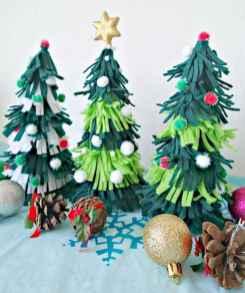 50 Creative and Easy DIY Christmas Decor Ideas And Design (28)