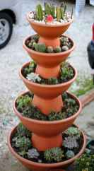 100 Beautiful DIY Pots And Container Gardening Ideas (101)