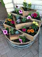 100 Beautiful DIY Pots And Container Gardening Ideas (19)