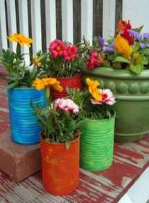 100 Beautiful DIY Pots And Container Gardening Ideas (55)