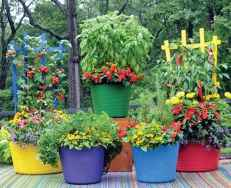 100 Beautiful DIY Pots And Container Gardening Ideas (80)