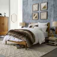 120 Elegant Farmhouse Master Bedroom Decor Ideas (13)