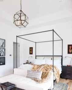 120 Elegant Farmhouse Master Bedroom Decor Ideas (25)