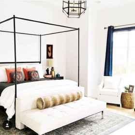 120 Elegant Farmhouse Master Bedroom Decor Ideas (29)