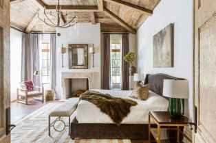 120 Elegant Farmhouse Master Bedroom Decor Ideas (32)