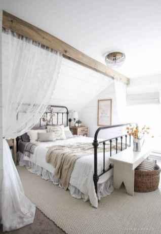 120 Elegant Farmhouse Master Bedroom Decor Ideas (33)