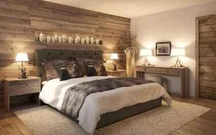 120 Elegant Farmhouse Master Bedroom Decor Ideas (59)