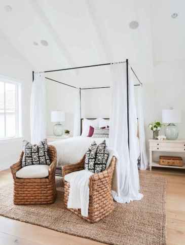 120 Elegant Farmhouse Master Bedroom Decor Ideas (98)