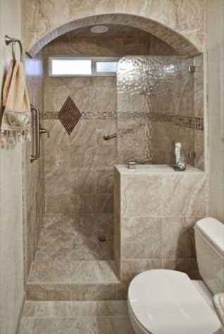 30 Genius Tiny House Bathroom Shower Design Ideas And Remodel (13)