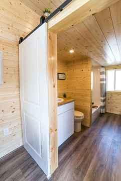 30 Genius Tiny House Bathroom Shower Design Ideas And Remodel (19)