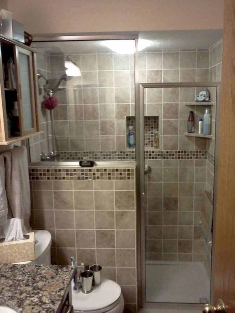 30 Genius Tiny House Bathroom Shower Design Ideas And Remodel (3)