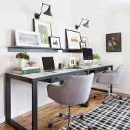55 Brilliant Workspace Desk Design Ideas On A Budget (39)