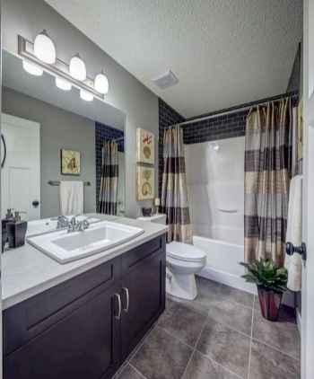 55 Fresh Small Master Bathroom Remodel Ideas And Design (13)