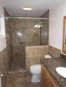 55 Fresh Small Master Bathroom Remodel Ideas And Design (44)