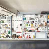 60 Brilliant Garage Organization Ideas On A Budget (48)