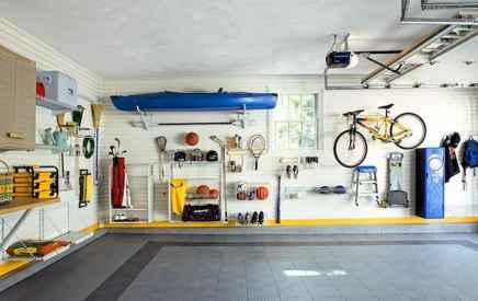 60 Brilliant Garage Organization Ideas On A Budget (61)