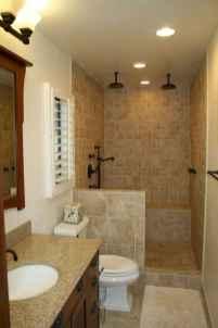 60 Elegant Small Master Bathroom Remodel Ideas (32)