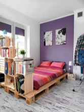 60 Small Apartment Bedroom Decor Ideas On A Budget (54)