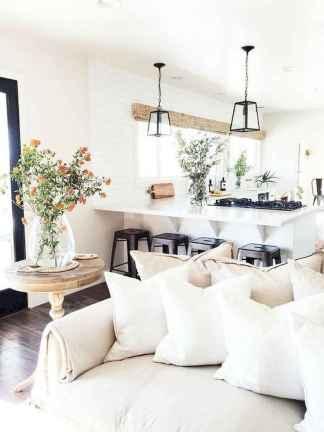 70 Modern Farmhouse Living Room Decor Ideas And Makeover (13)