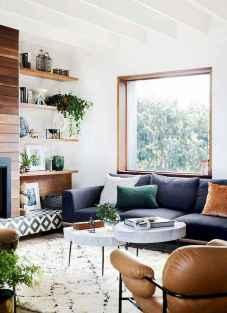 70 Modern Farmhouse Living Room Decor Ideas And Makeover (32)