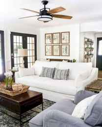 70 Modern Farmhouse Living Room Decor Ideas And Makeover (6)