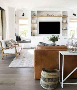 80 Best Furniture For Modern Farmhouse Living Room Decor Ideas (33)