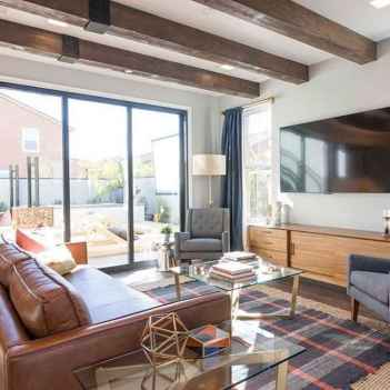 80 Best Furniture For Modern Farmhouse Living Room Decor Ideas (43)