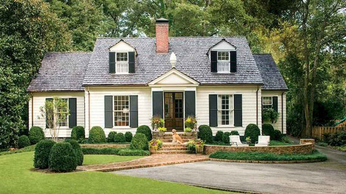 90 Simple and Beautiful Front Yard Landscaping Ideas on A Budget (2)