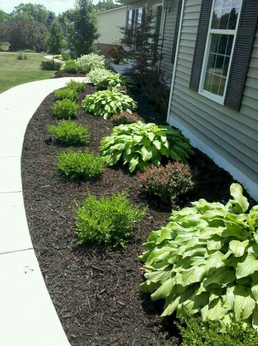 90 Simple and Beautiful Front Yard Landscaping Ideas on A Budget (31)