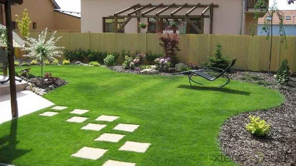 90 Simple and Beautiful Front Yard Landscaping Ideas on A Budget (36)