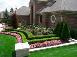 90 Simple and Beautiful Front Yard Landscaping Ideas on A Budget (39)