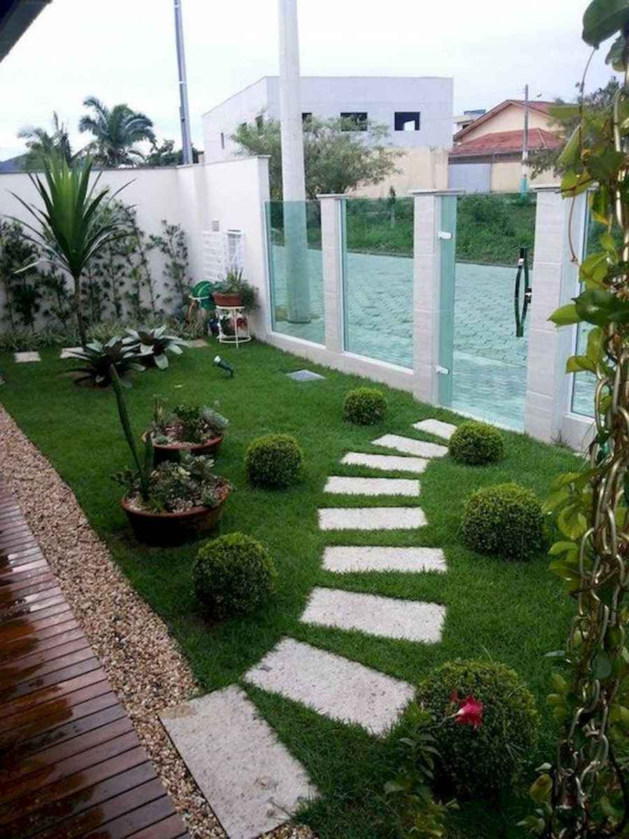 90 Simple and Beautiful Front Yard Landscaping Ideas on A Budget (67)